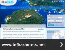 www.lefkashotels.net
